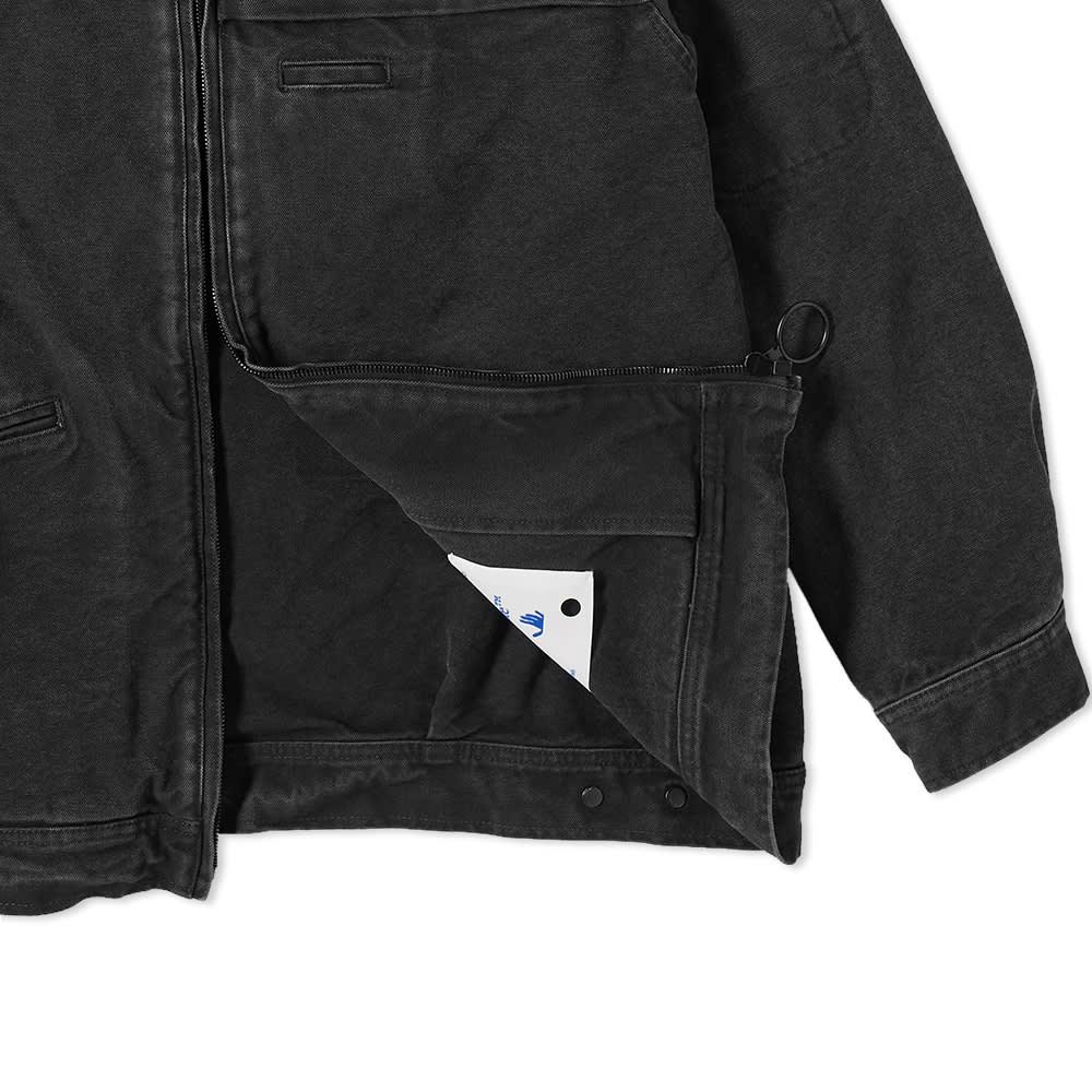 Pioneer DJ c/o Off-White Console Coach Jacket - Black