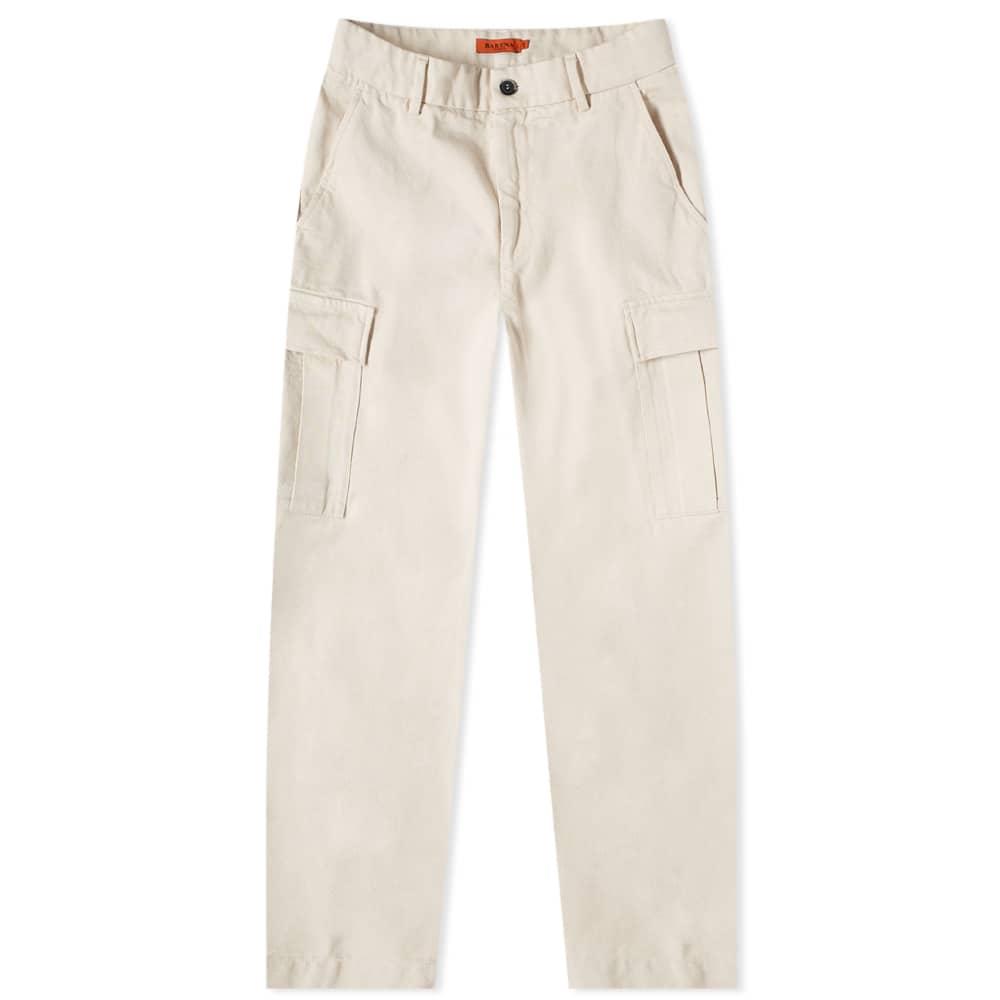 Barena Cargo Pocket Pant - Ecru