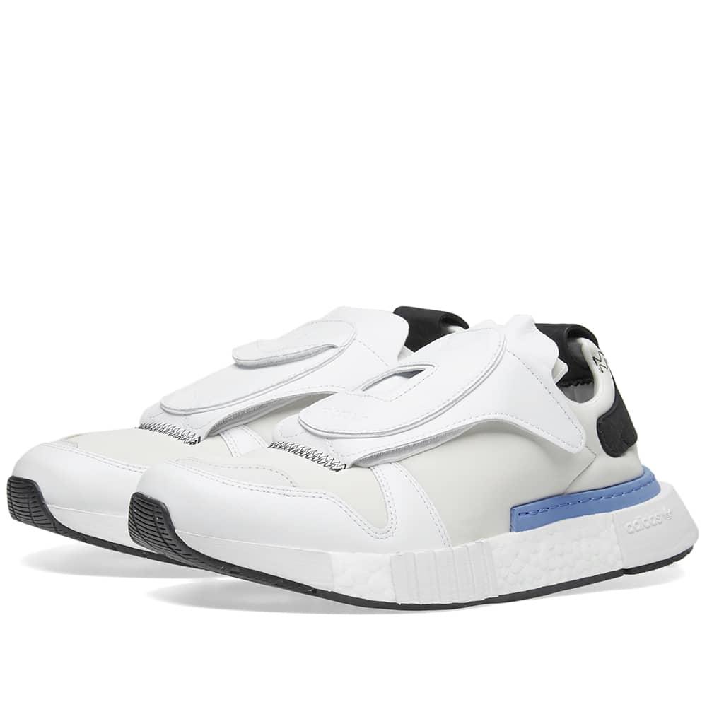 Adidas Futurepacer - Grey, White & Core Black