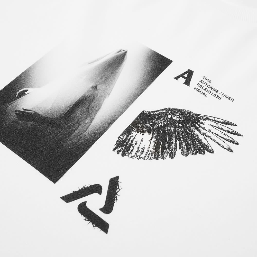 1017 ALYX 9SM Wings Graphic Block Tee - White