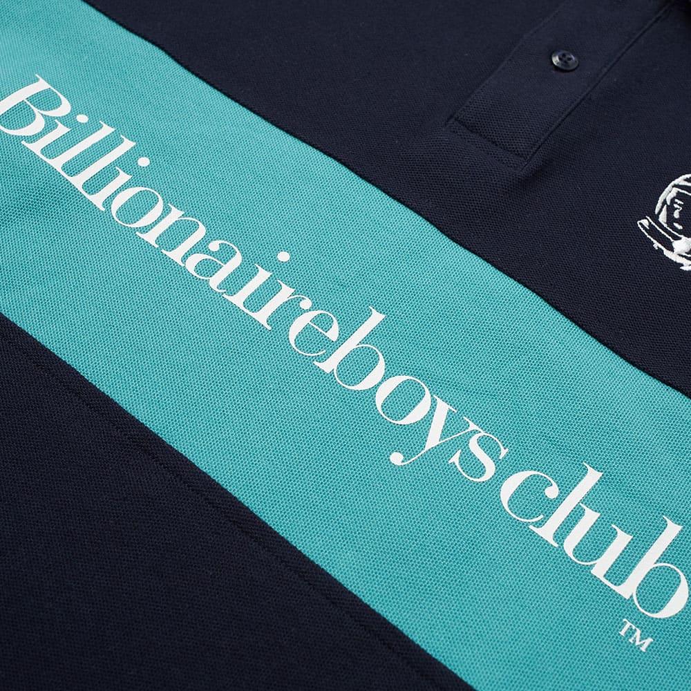 Billionaire Boys Club Cut & Sew Polo - Blue