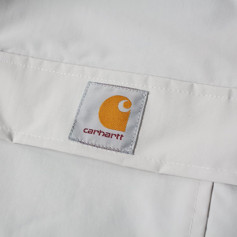 Carhartt WIP Nimbus Fleece Lined Pullover Jacket - Cinder