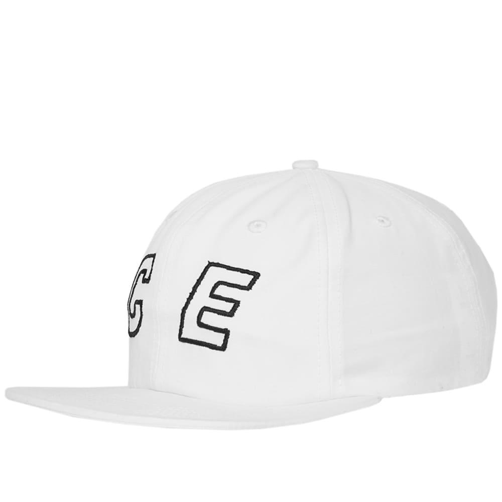 Cav Empt Low Cap - White