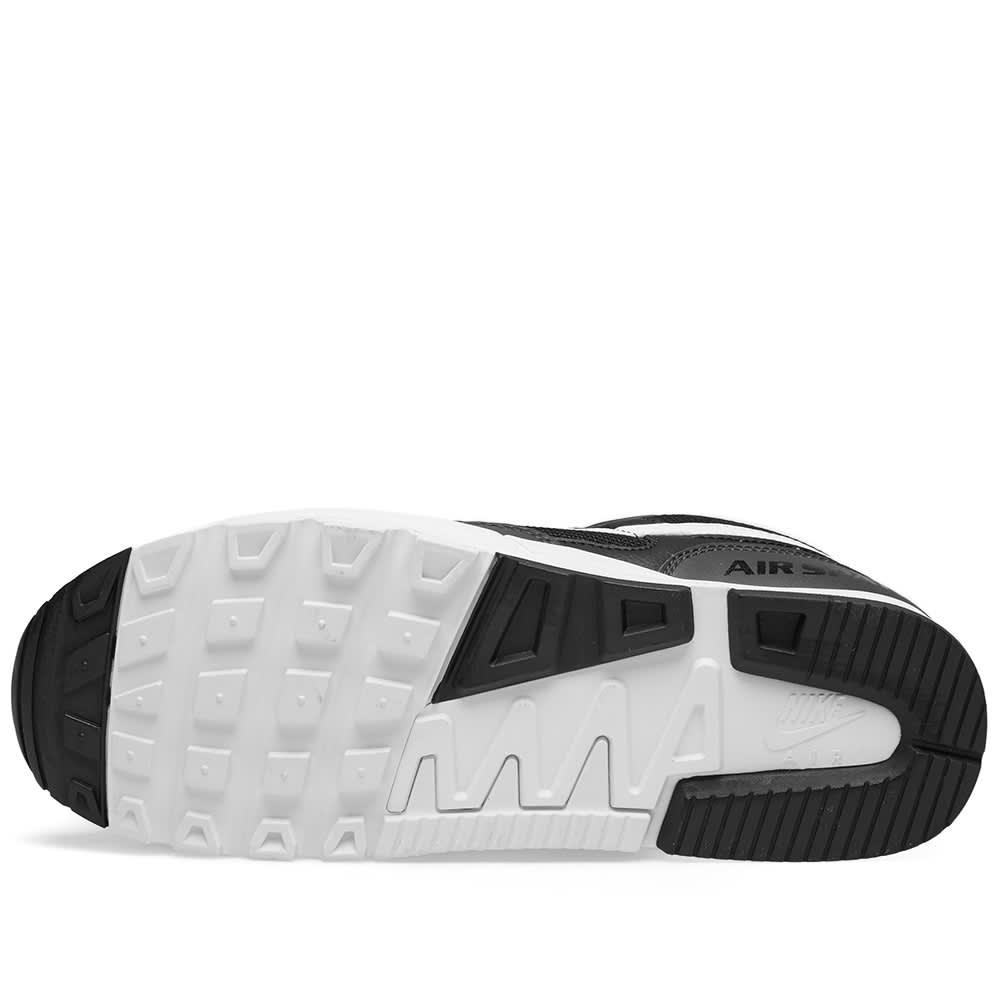 Nike Air Span II - Black, White & Anthracite