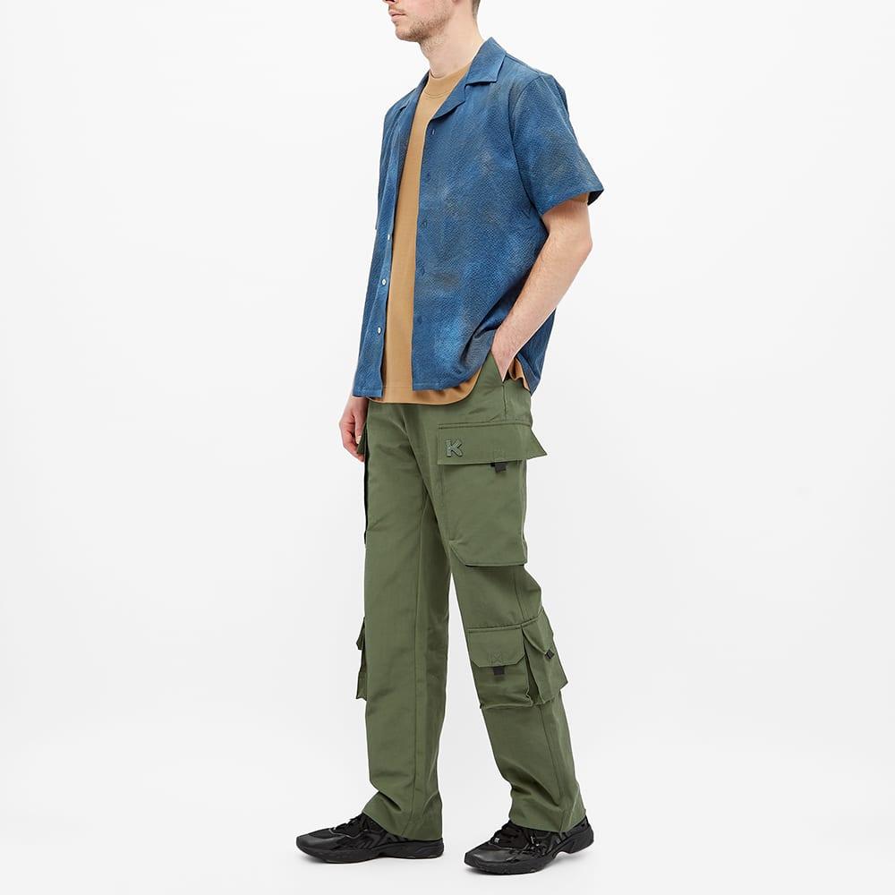 Kenzo Cargo Pant - Fern