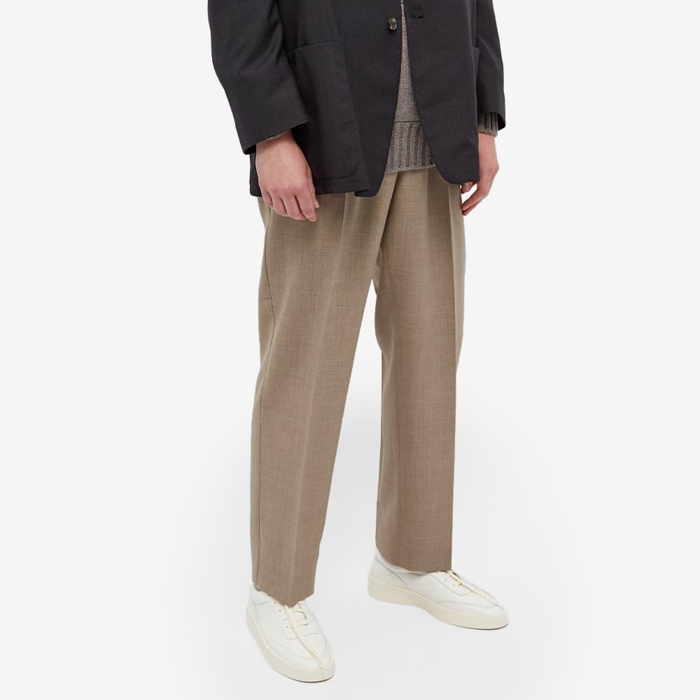 Fear of God High Twist Double Pleated Trouser - Beige