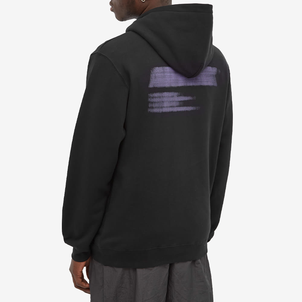 AFFIX Reverb Standardised Logo Hoody - Black