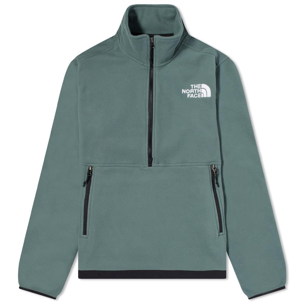 The North Face Tka Kataka Fleece Jacket - Balsam Green