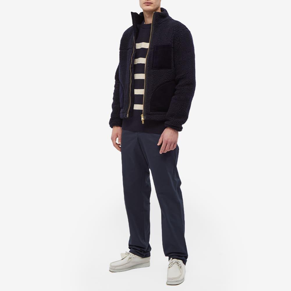 Oliver Spencer Judo Trouser - Navy