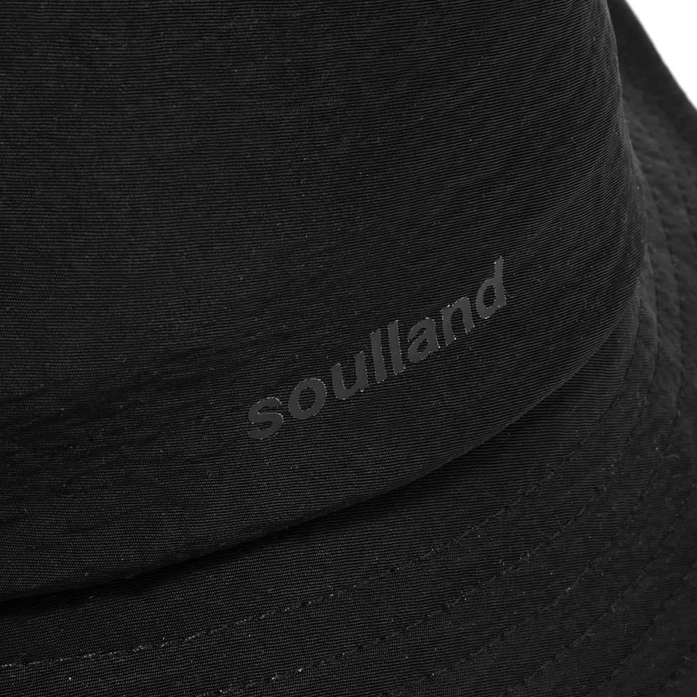Soulland Nola Bucket Hat - Black