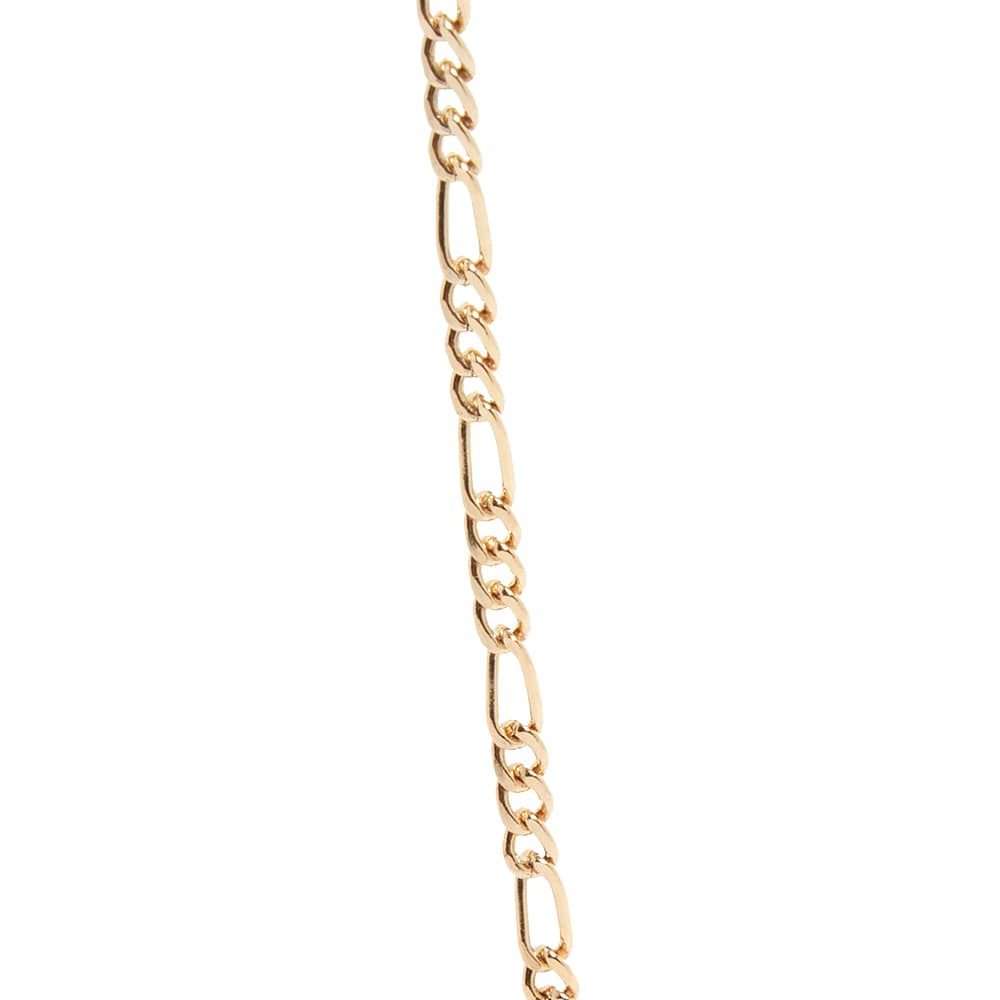 Maple Figaro Chain 50cm - Gold
