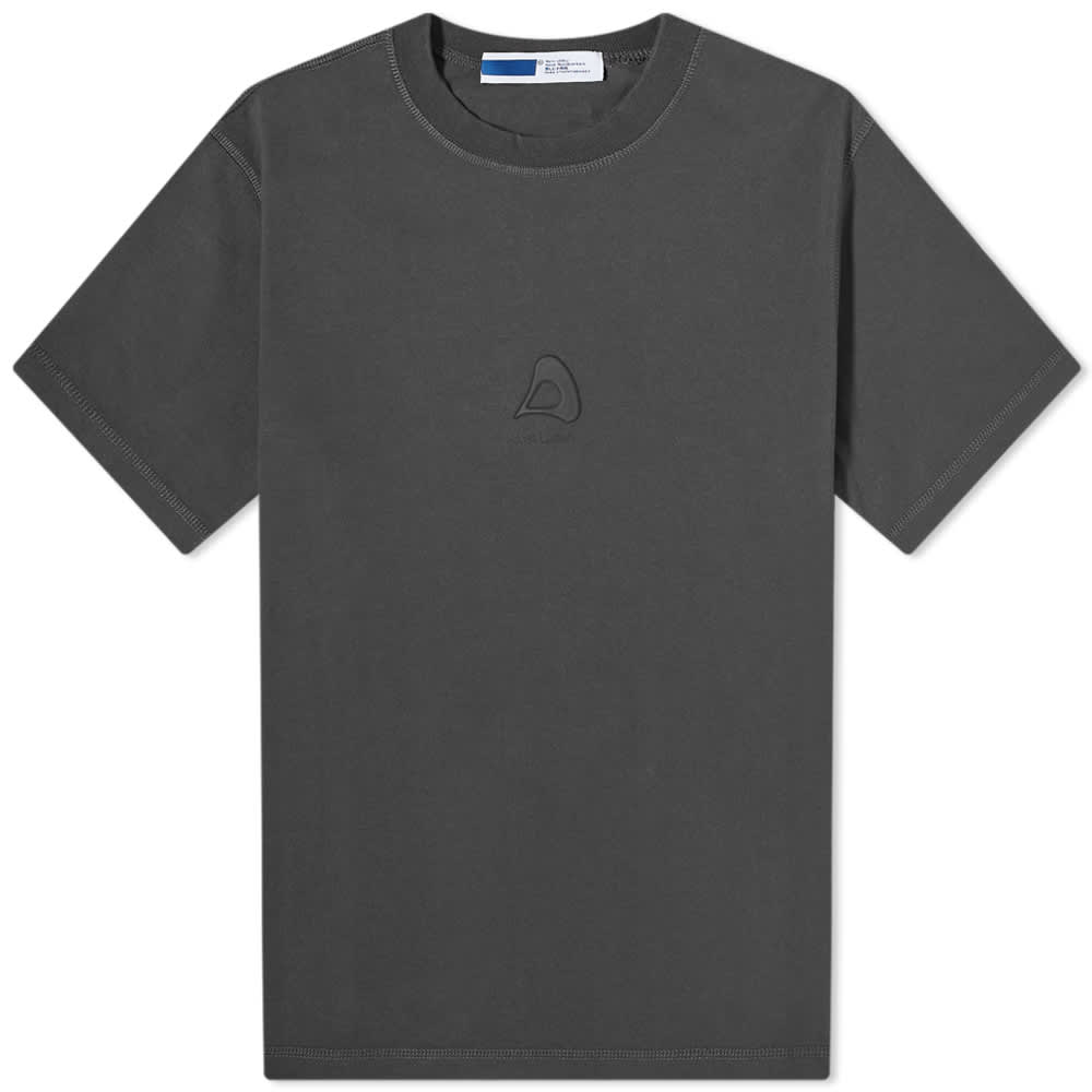 AFFIX Audial Logo Tee - Dark Grey