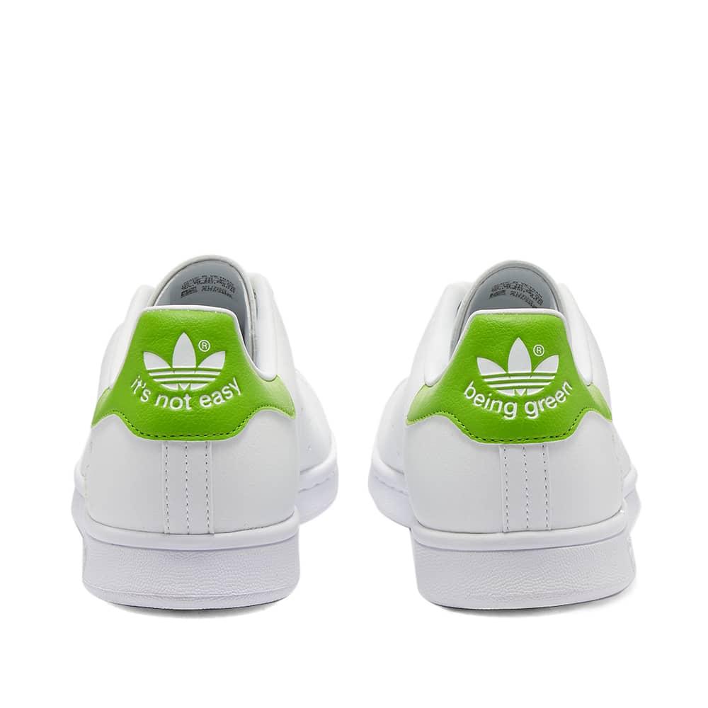 Adidas x Disney Stan Smith Kermit - White & Pantone