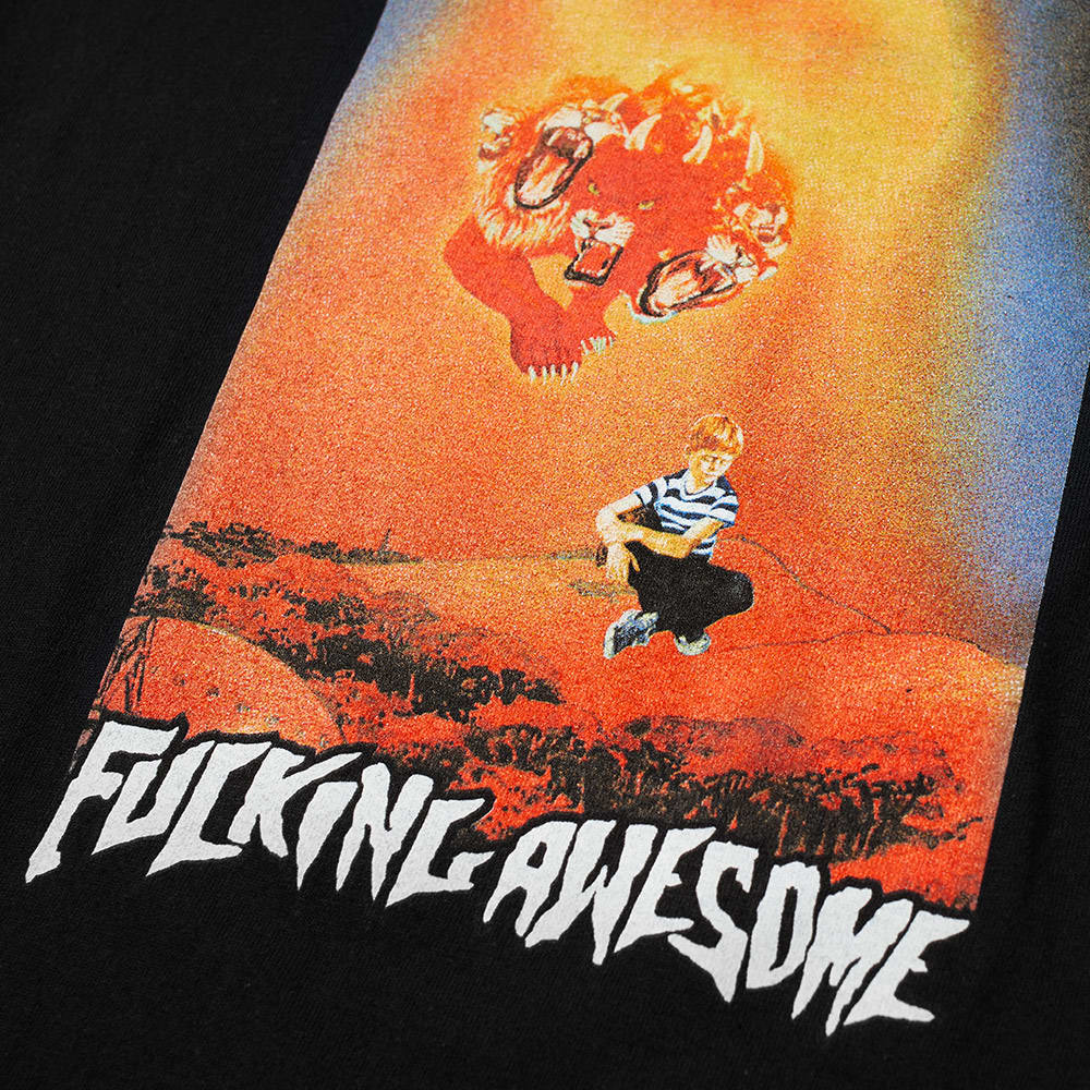Fucking Awesome Arrival Tee - Black