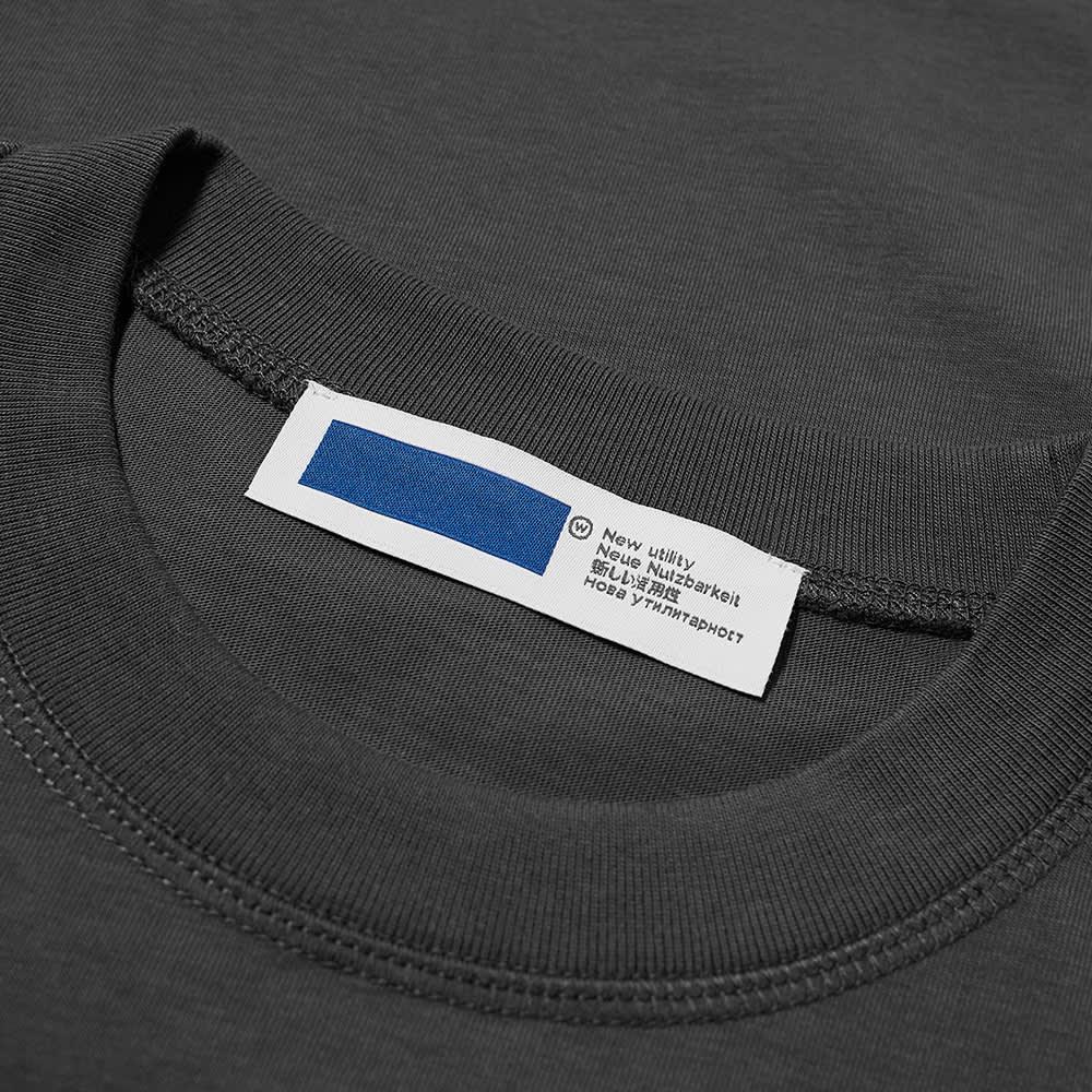 AFFIX Reverb Standardised Logo Tee - Soft Black