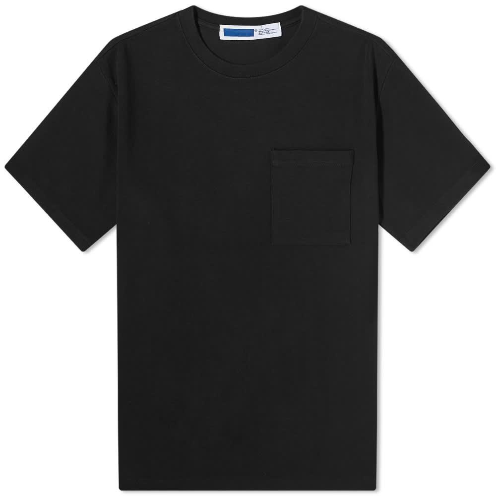 AFFIX Reverb Standard Logo Pocket Tee - Black