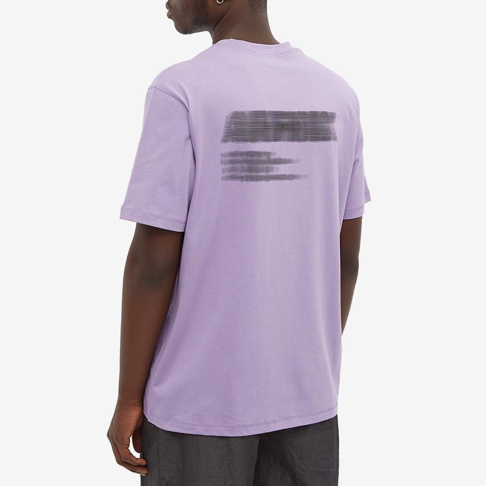 AFFIX Reverb Standardised Logo Tee - Soft Violet