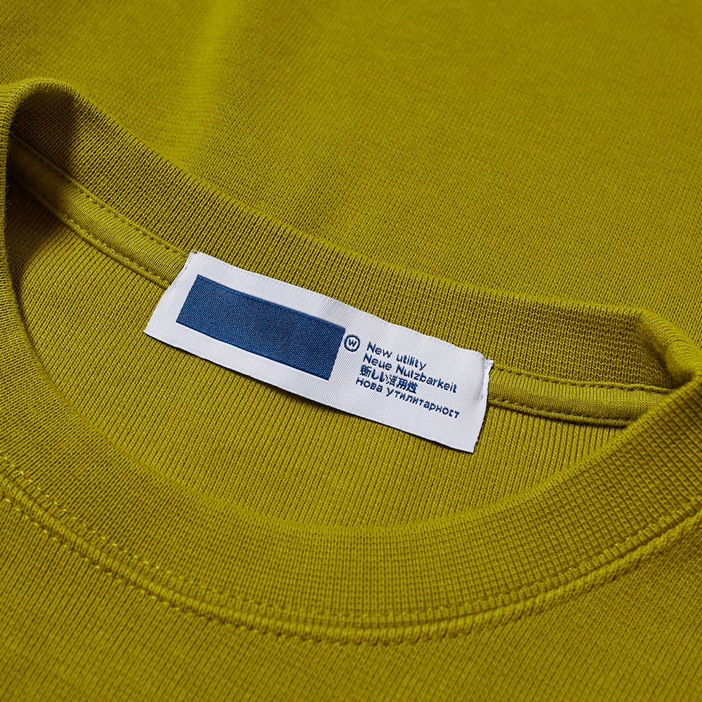 AFFIX Reverb Standard Logo Pocket Tee - Pulse Green