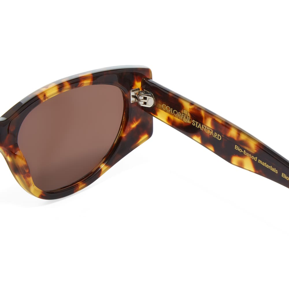 Colorful Standard Sunglass 08 - Classic Havana & Brown