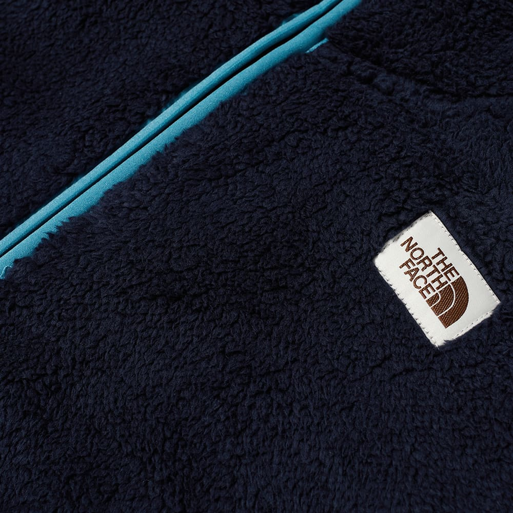 The North Face Campshire Popover Jacket - Aviator Navy & Storm Blue