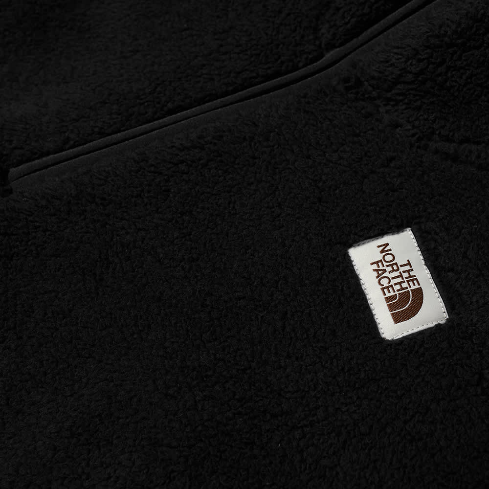 The North Face Campshire Popover Jacket - Black