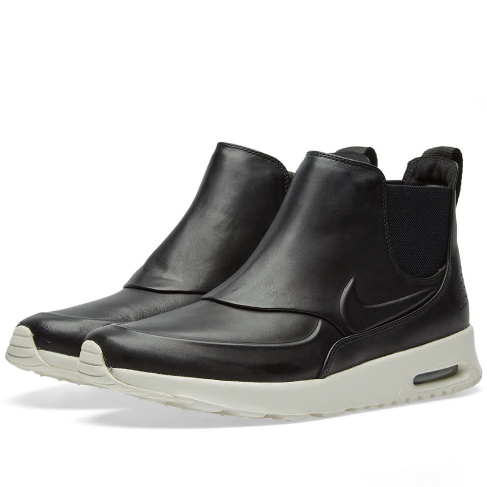best wholesaler wholesale outlet outlet Nike W Air Max Thea Mid Black & Sail   END.