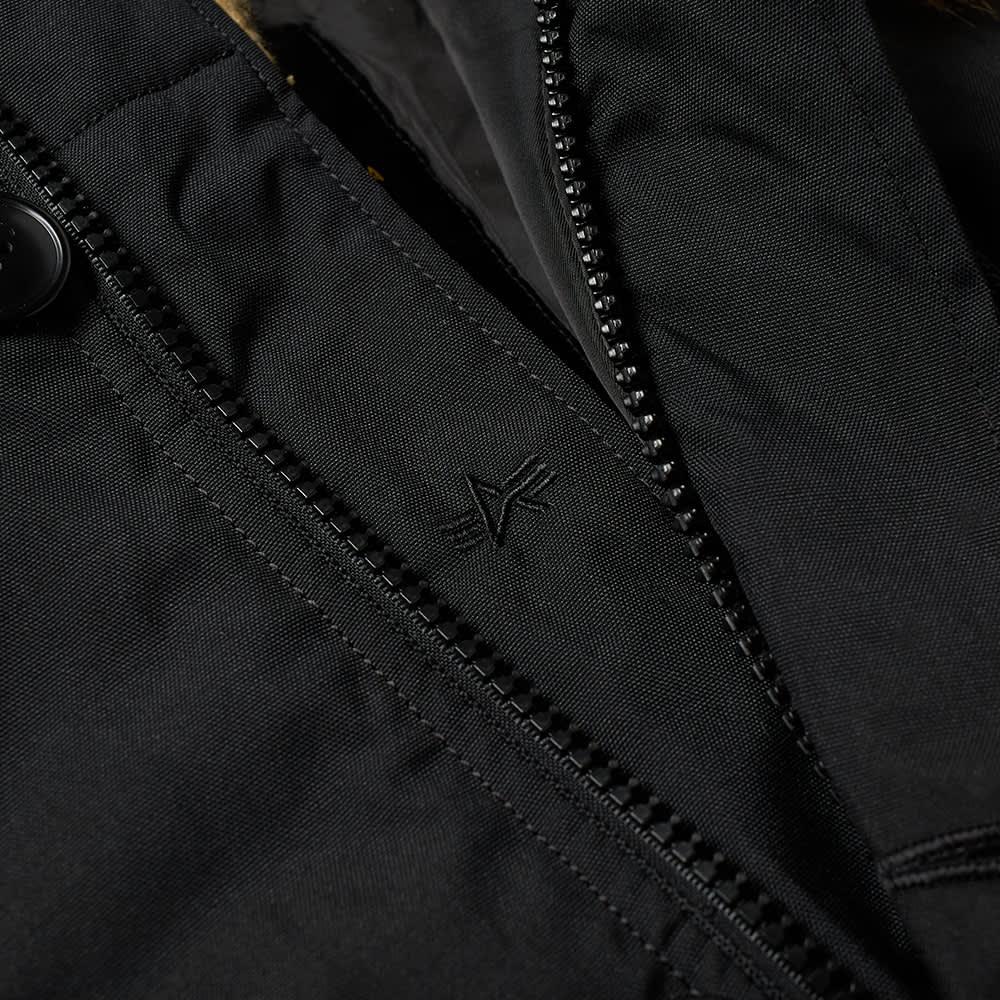 Alpha Industries Polar Jacket - Black