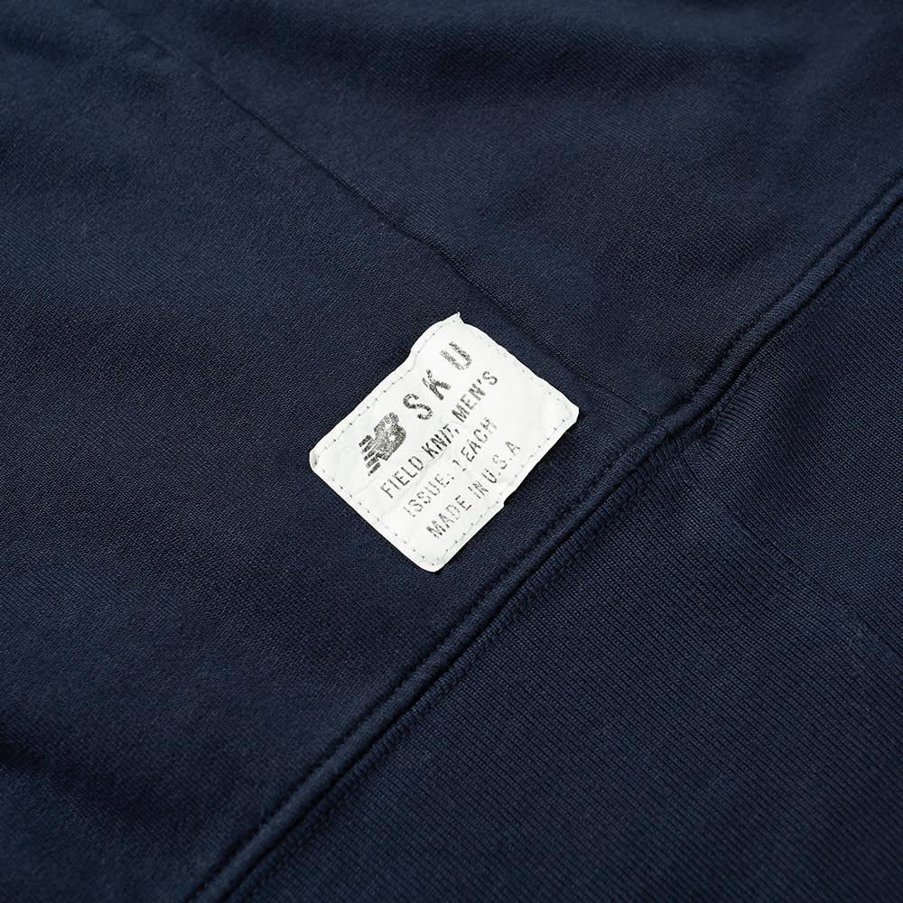Save Khaki x New Balance Supima Fleece Sweat - Navy