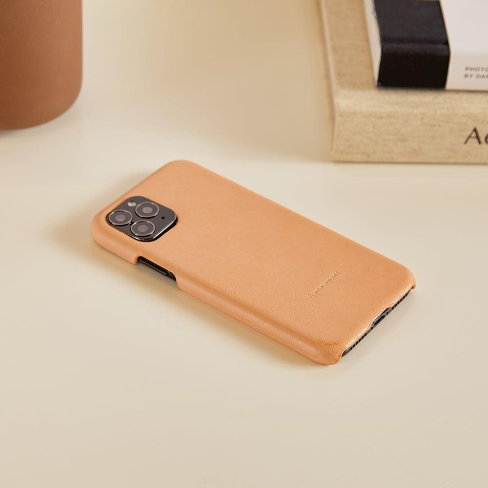 Hender Scheme iPhone 11 Pro Case - Natural