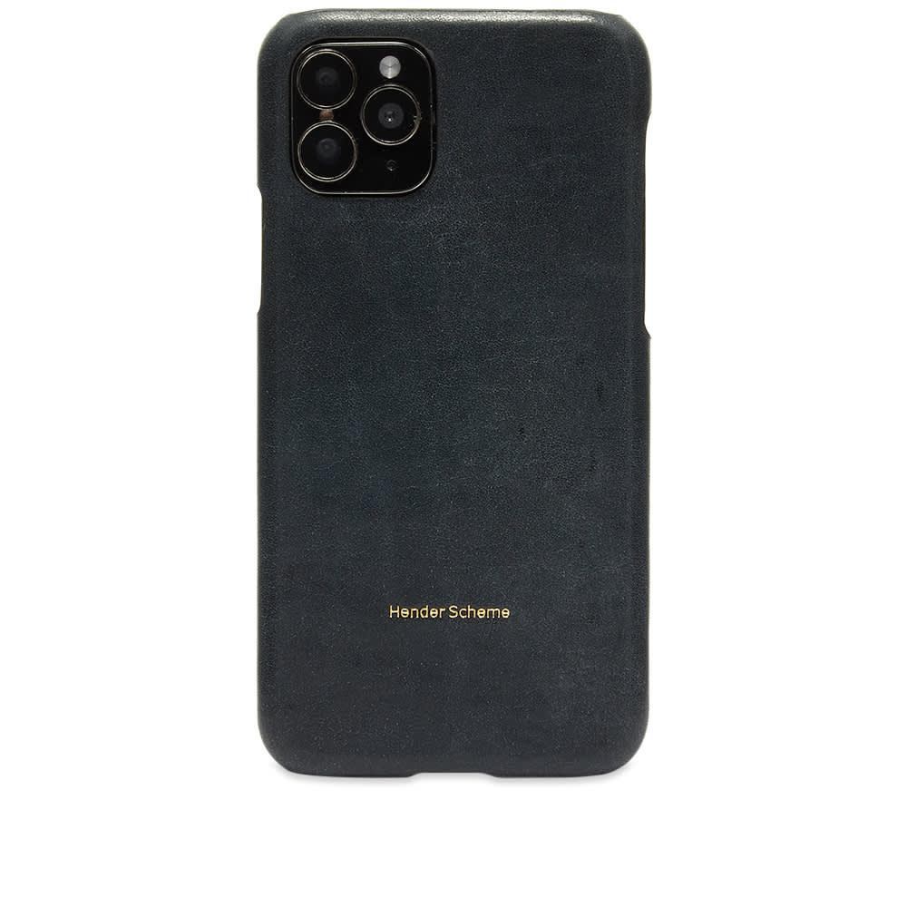 Hender Scheme iPhone 11 Pro Case - Navy