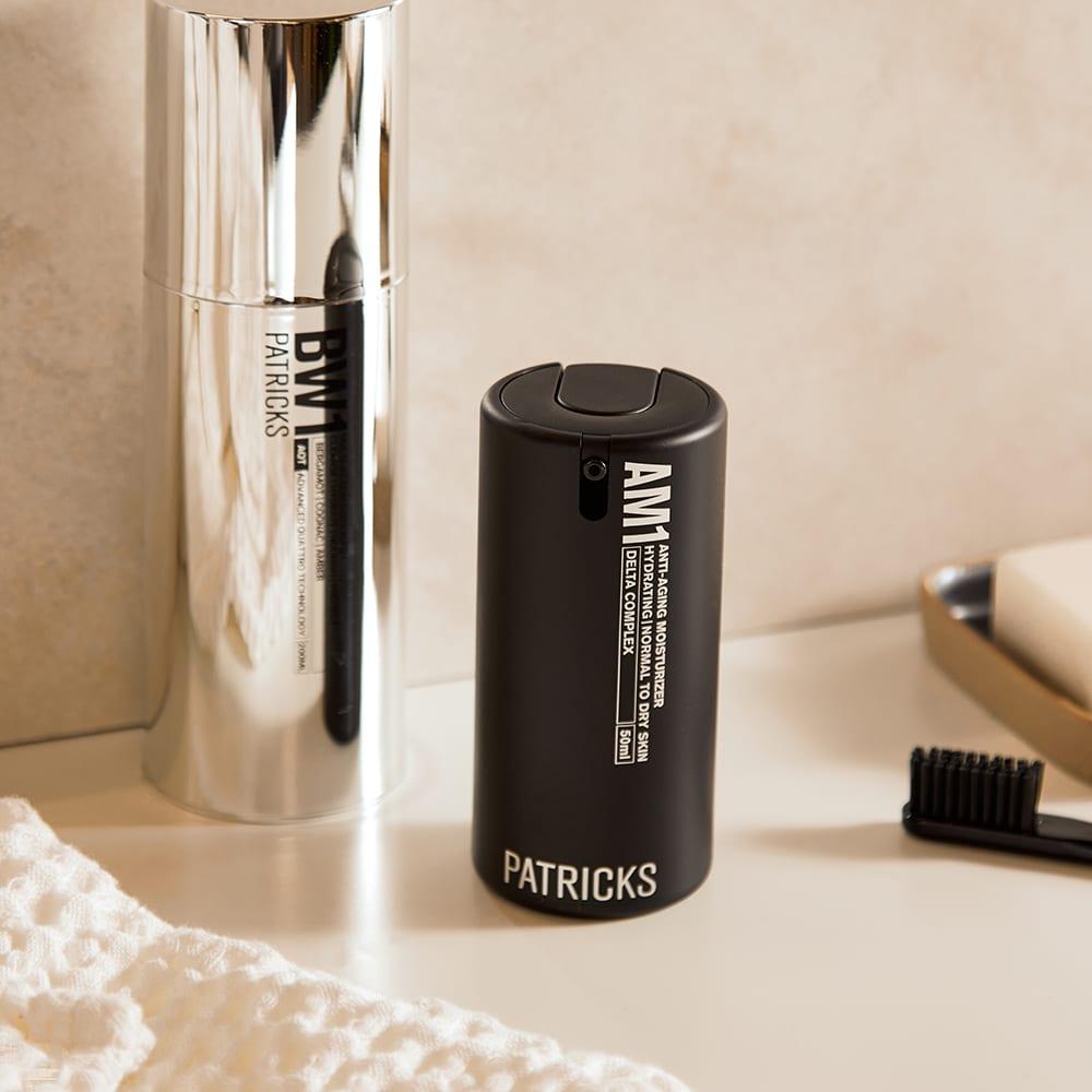 Patricks AM1 Anti-Aging Hydrating Moisturiser with Delta Complex - 50ml