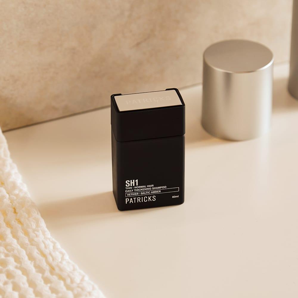Patricks SH1 Daily Thickening Travel Shampoo - 60ml
