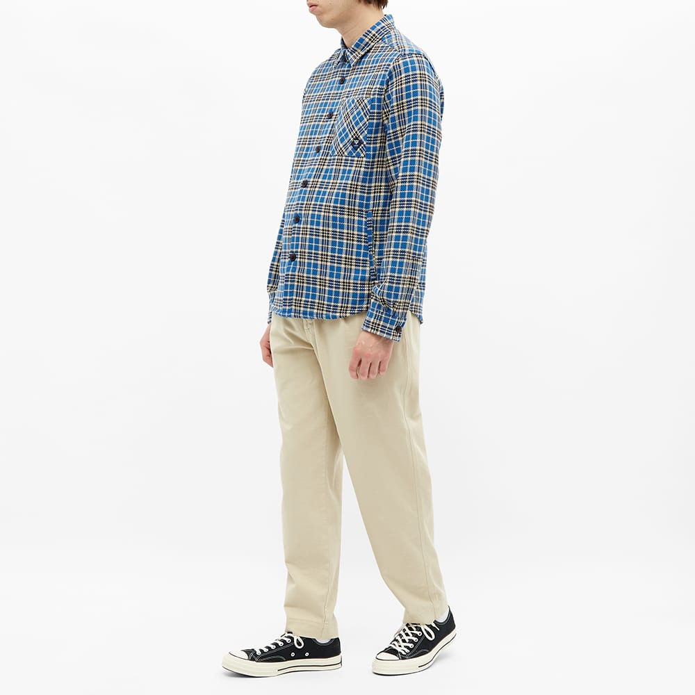 Barbour Beacon Forth Overshirt - Blue