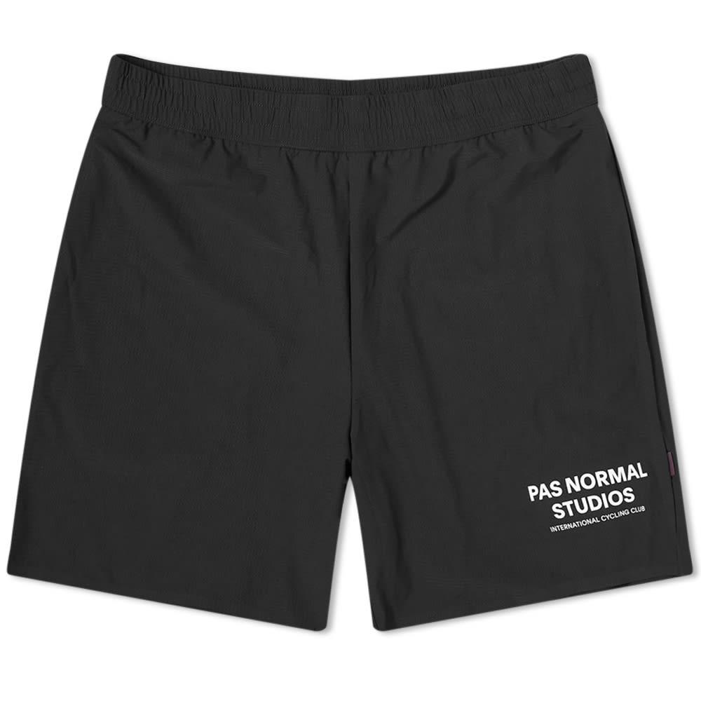 Pas Normal Studios Balance Short - Black