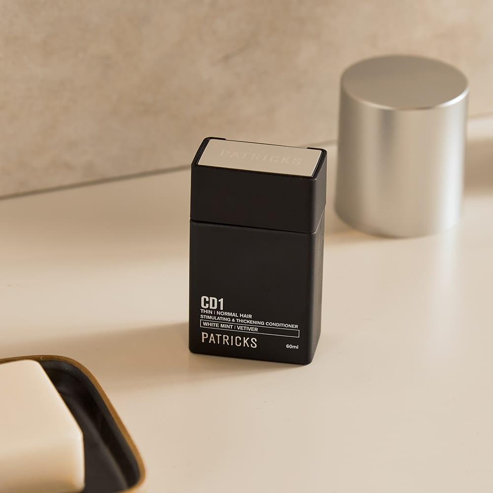 Patricks CD1 Daily Stimulating & Thickening Travel Conditioner - 60ml