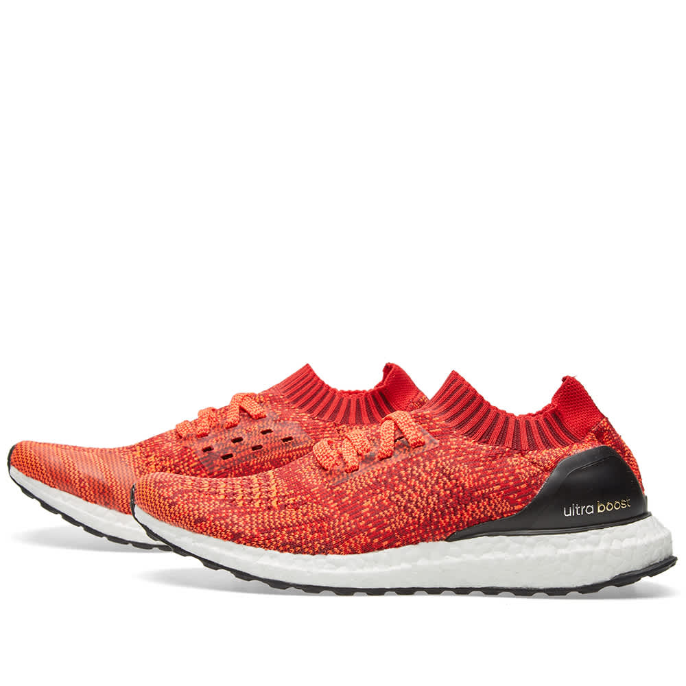 Adidas Ultra Boost Uncaged M Scarlet