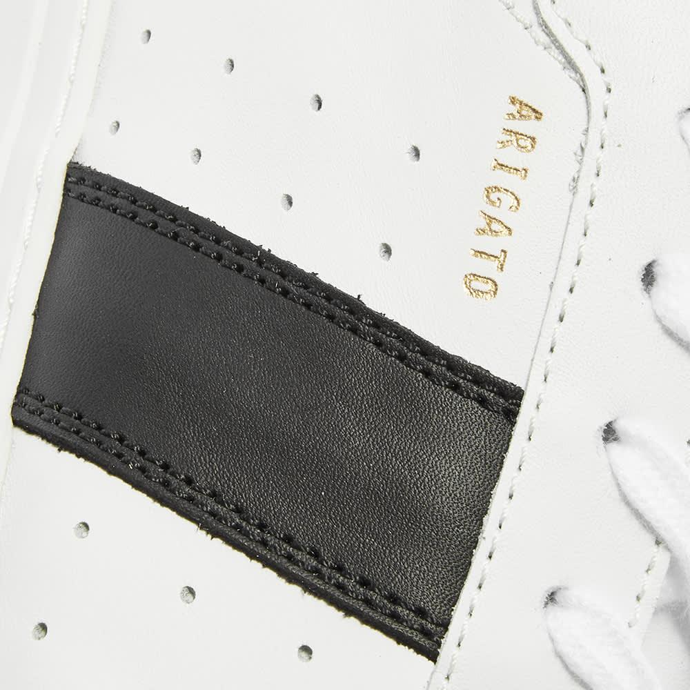 Axel Arigato Dunk Sneaker - White & Black Leather