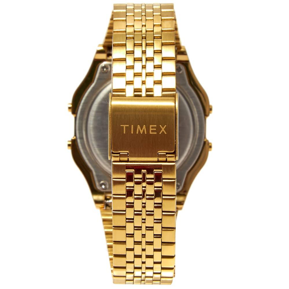 Timex Archive Timex T80 Digital Watch - Gold