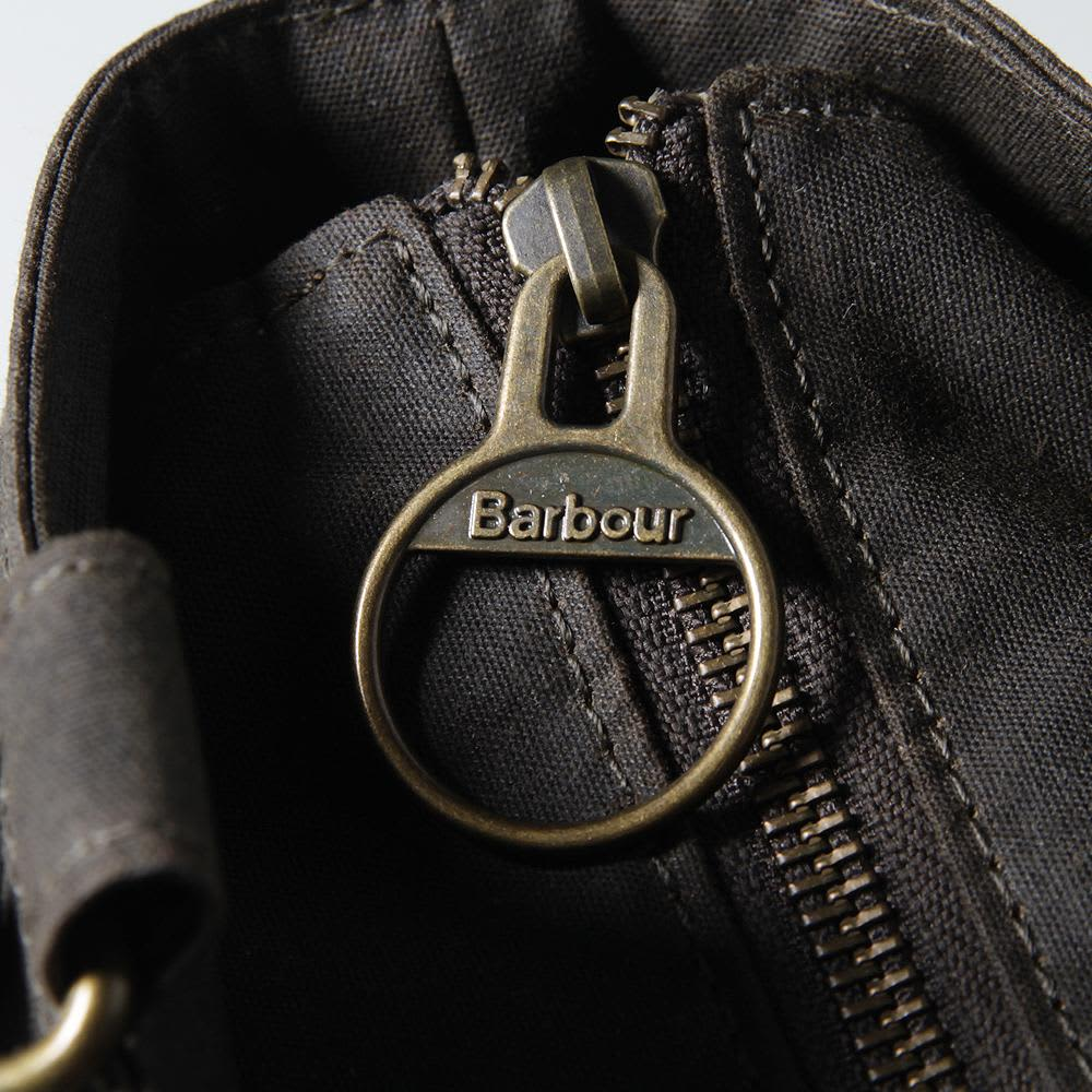 Barbour Beeswax Amphion Bag - Olive