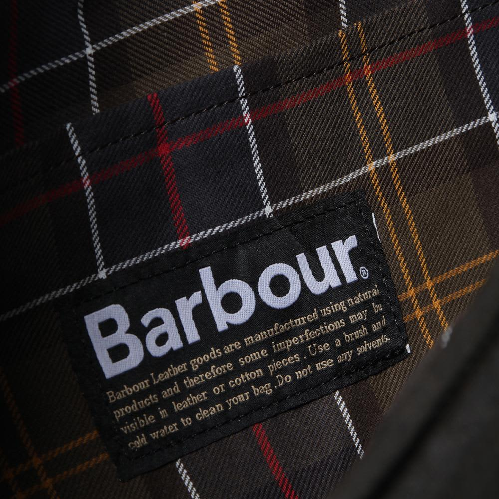 Barbour Beeswax Tarras - Olive