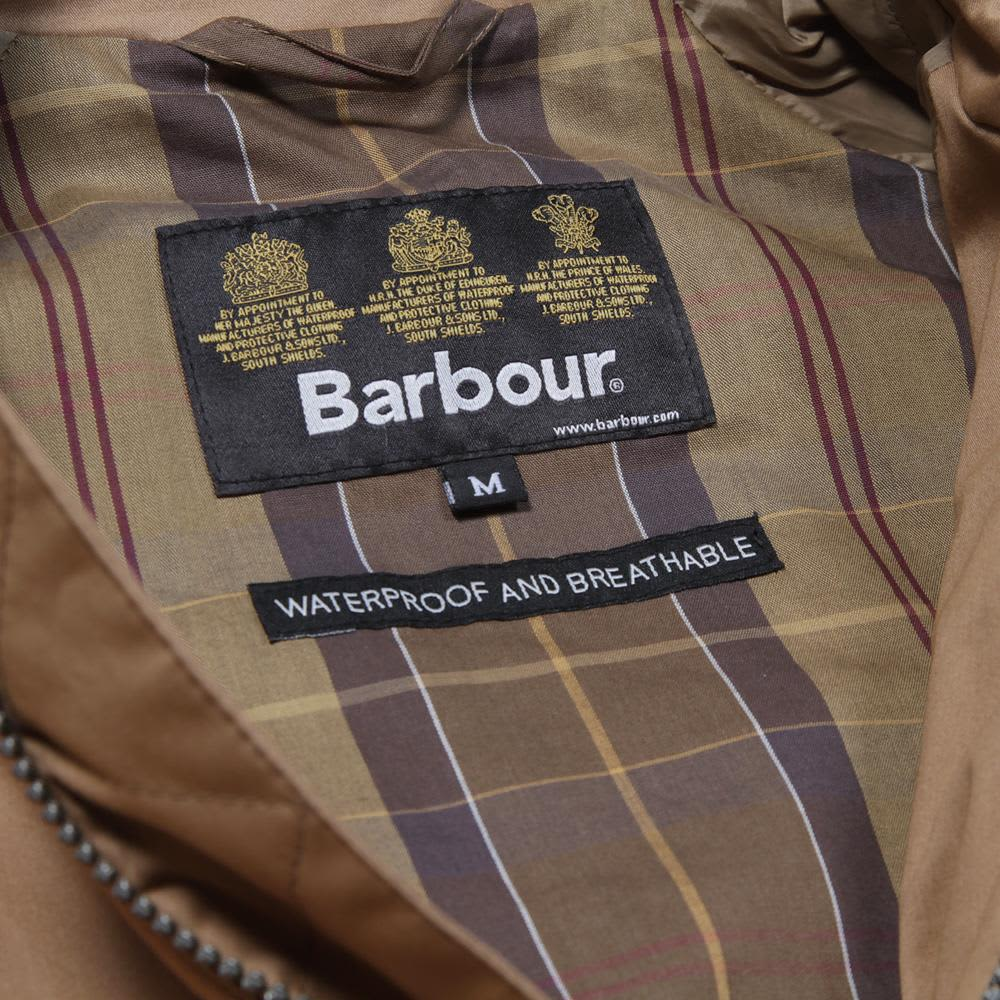 Barbour Peel Jacket - Camel