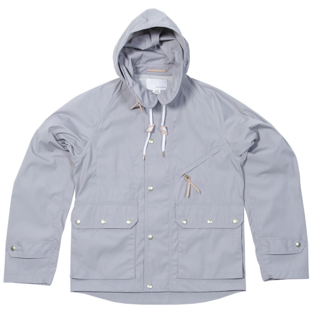 Nanamica 65/35 Cruiser Jacket - Grey