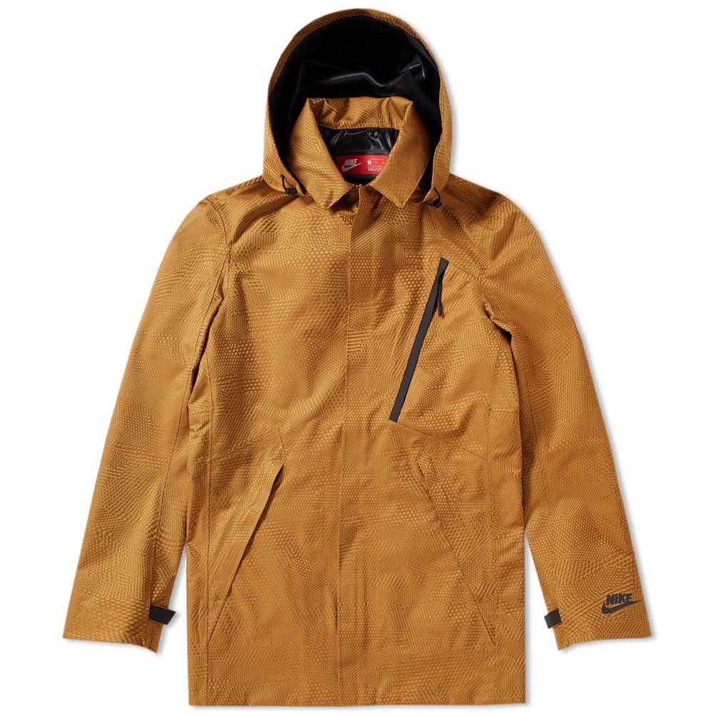 Nike Waterproof Bonded Blazer Golden