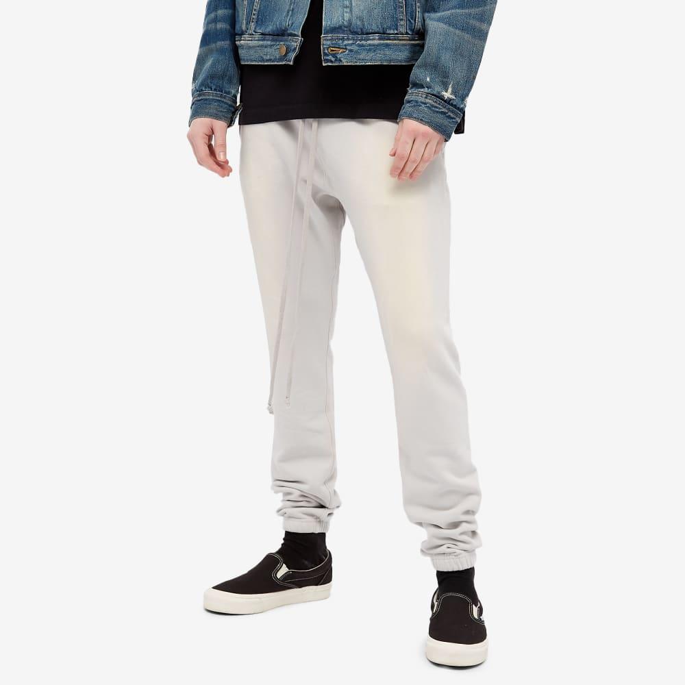 Fear of God The Vintage Sweat Pant - Vintage Concrete White