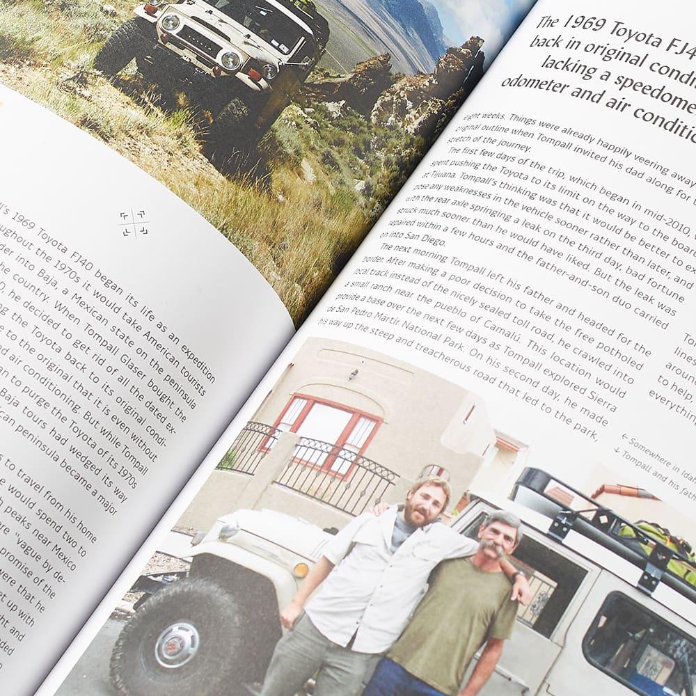 Off The Road - Explorers, Vans, And Life Off The Beaten Track - Gestalten