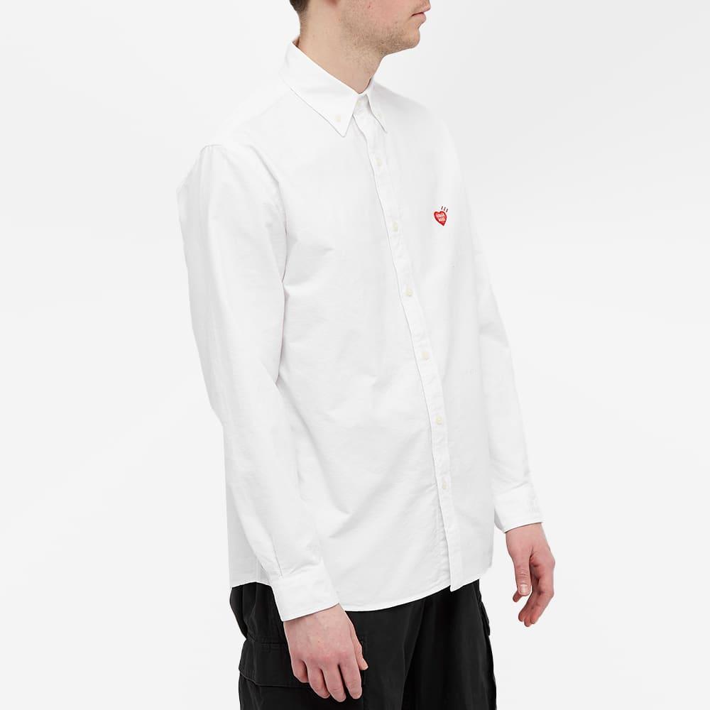 Human Made Oxford Button Down Shirt - White