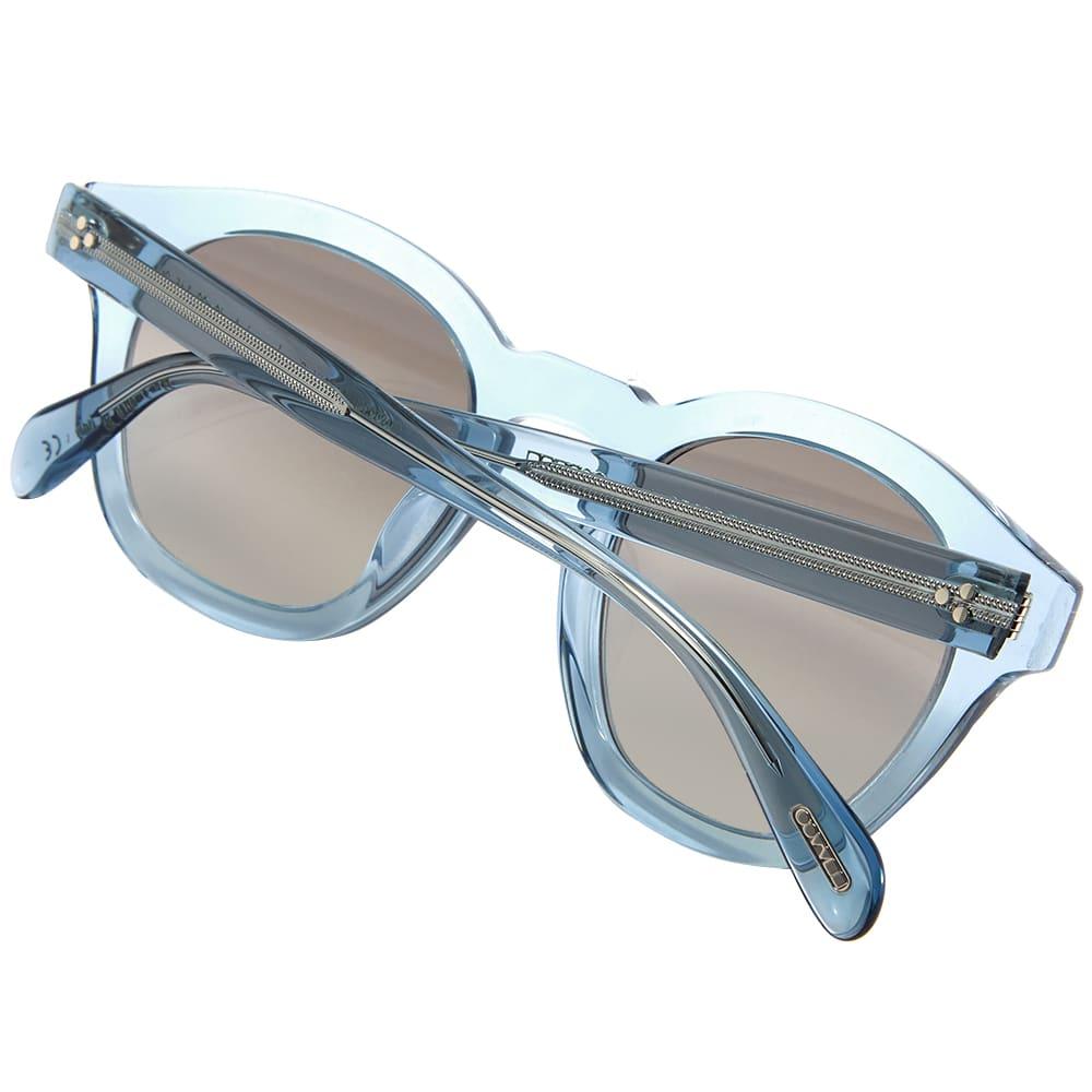 Oliver Peoples Boudreau L.A. Sunglasses - Light Denim & Smoke Grey