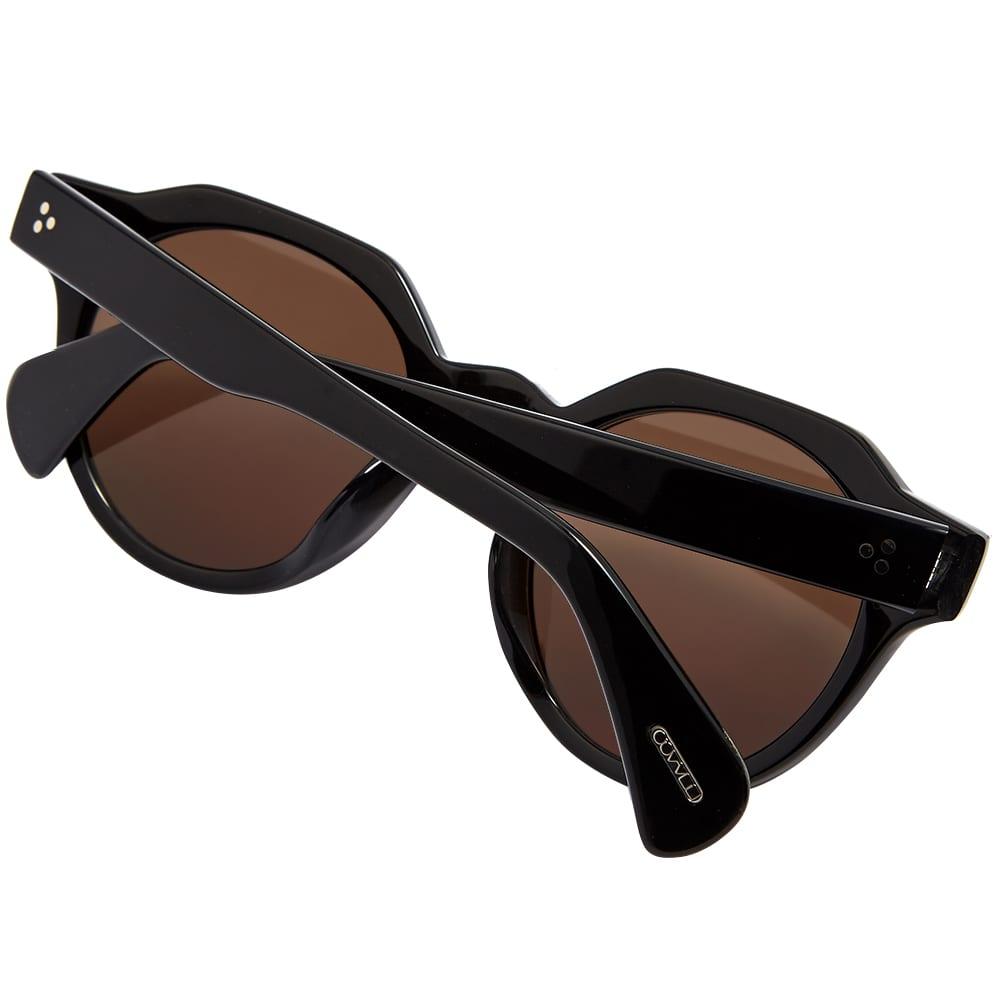 Oliver Peoples Irven Sunglasses - Black, Actate & G15