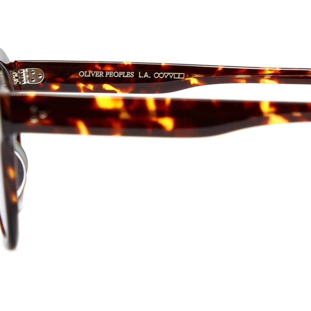 Oliver Peoples Irven Sunglasses - DM2, Acetate & Green