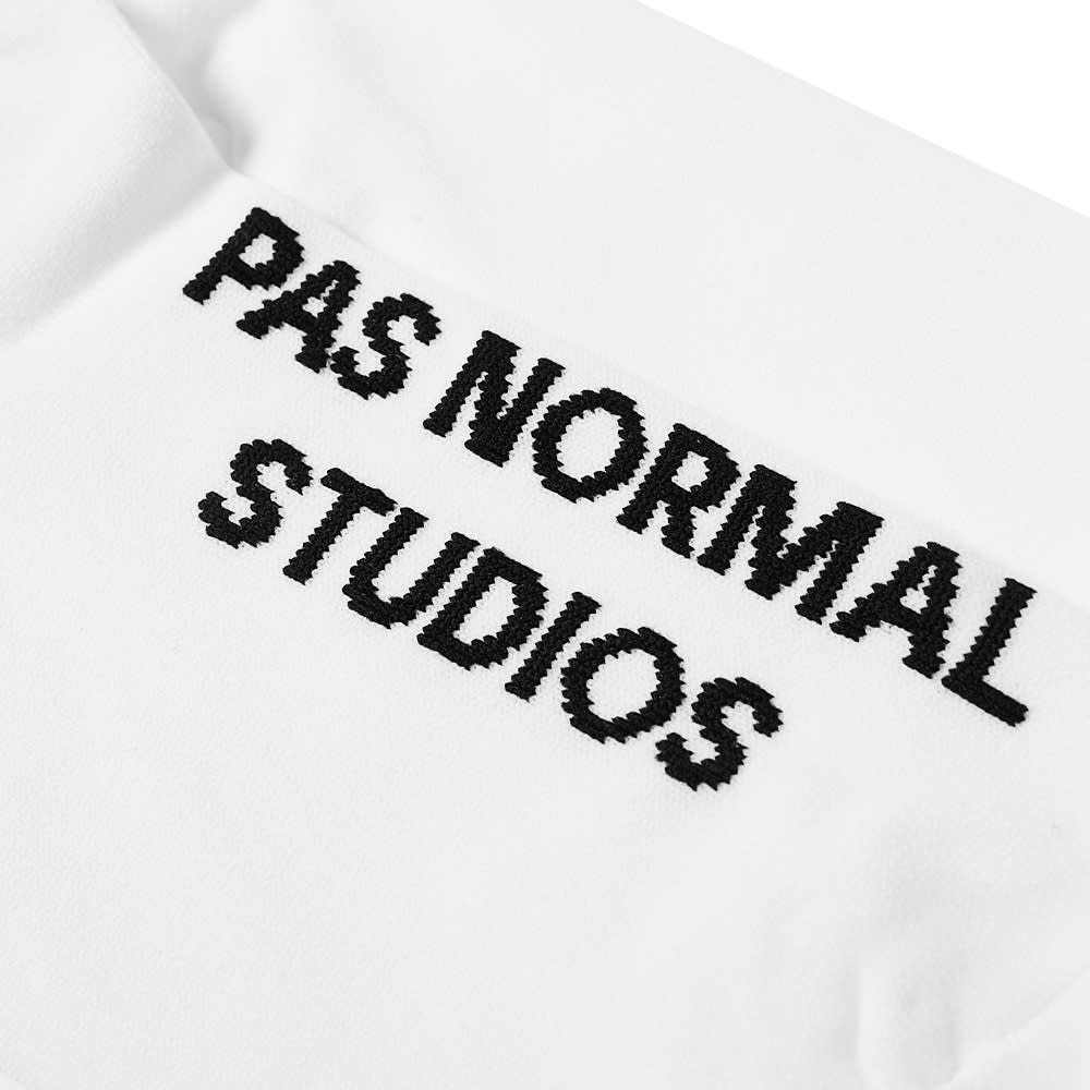 Pas Normal Studios Over Sock - White